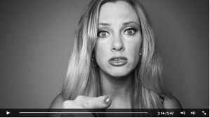 Nicole Arbour wants you to know that she knows that you know that women are crazy.