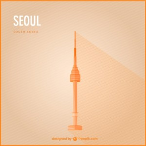<a href='http://www.freepik.com/free-vector/seoul-vector-landmark_723592.htm'>Designed by Freepik</a>